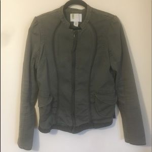 Urban Outfitters army green jacket